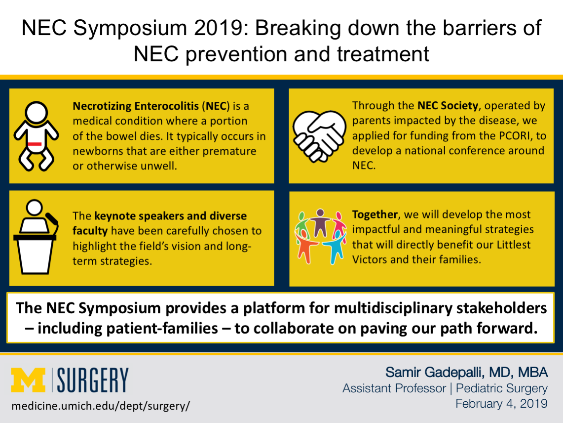 Visual Abstract for NEC Symposium 2019 blog post