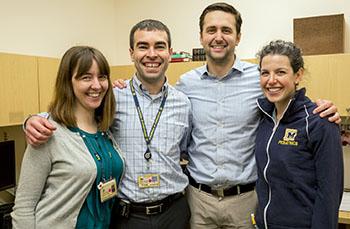 Pediatric cardiology fellows