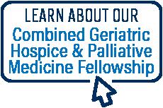 U-M Combined Geriatric Hospice & Palliative Medicine Fellowship