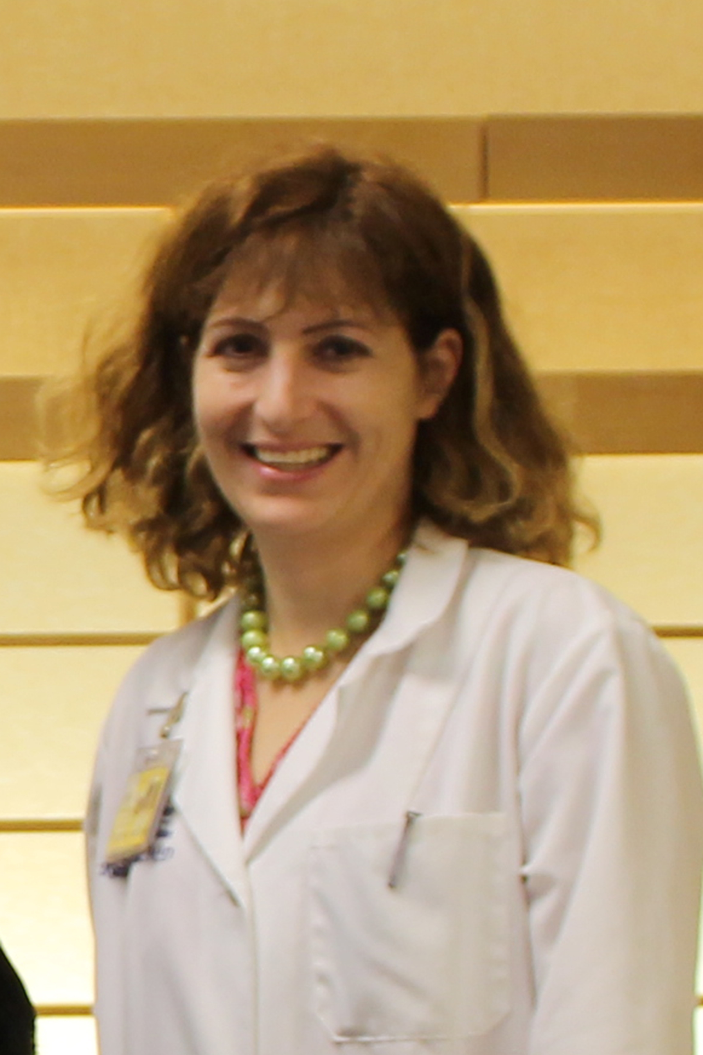 Photo of Katherine J. Gold, associate professor of Family Medicine and Obstetrics and Gynecology with the University of Michigan.
