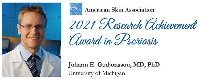 Gudjonsson ASA Research Achievement