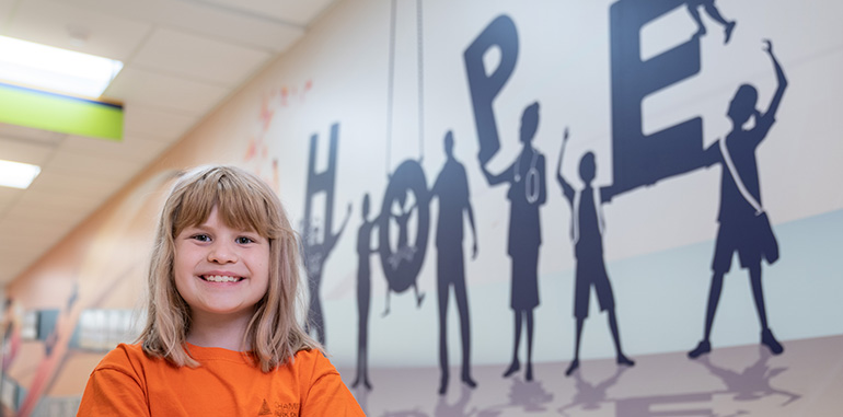 HOPE Chad Carr Pediatric Brain Cancer Center