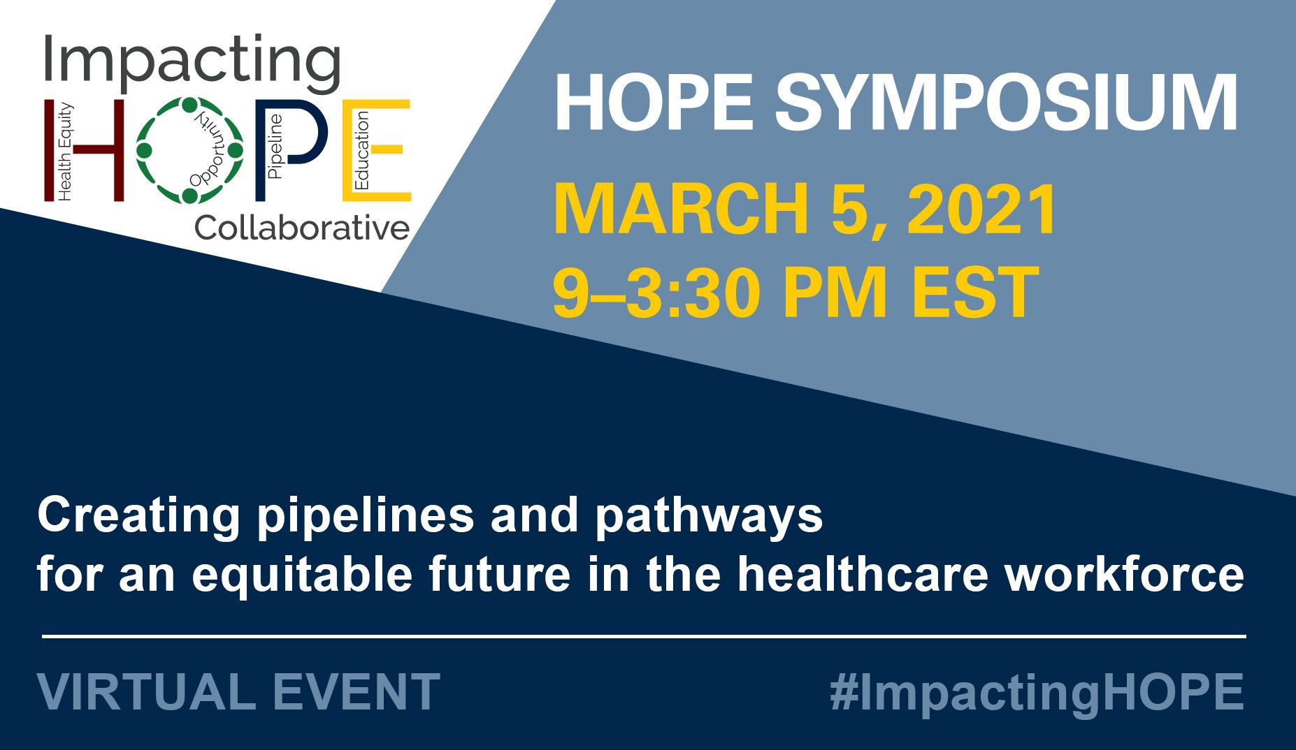 Hope Symposium 2021