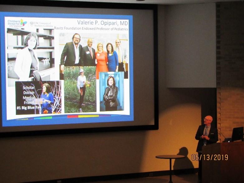 2019 Inaugural Opipari Endowed Lectureship-Polk
