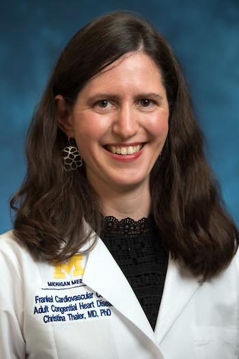 Christina Thaler, MD, PhD