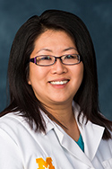 U-M Allergy and Clinical Immunology Division, Dr. Mirie Hosler