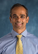 U-M Allergy and Clinical Immunology Division, Dr. Rajan Ravikumar