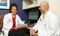 U-M Allergy & Clinical Immunology, Dr. Sanders and Dr. Baptist