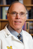 U-M Department of Internal Medicine, Richard Simon, MD