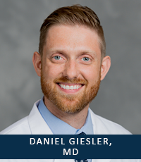 Behind the Scenes with Dr. Daniel Giesler