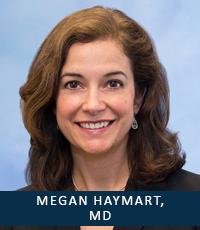 Behind the Scenes with Dr. Megan Haymart
