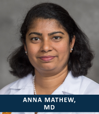 Behind the Scenes with Dr. Anna Mathew