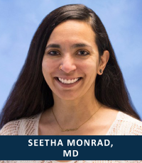 Behind the Scenes with Dr. Seetha Monrad