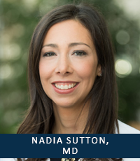 Behind the Scenes with Dr. Nadia Sutton