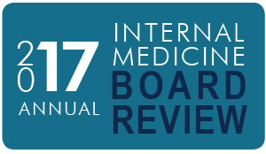 U-M Internal Medicine Board Review 2017