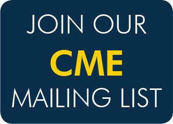 U-M Internal Medicine Join Our CME Mailing List