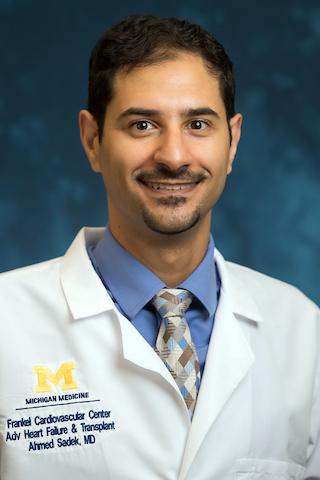 Ahmad Sadek, MD