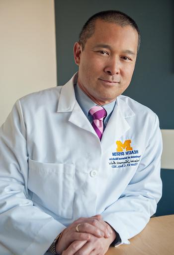 U-M GI & Hepatology Division, Dr. William Chey