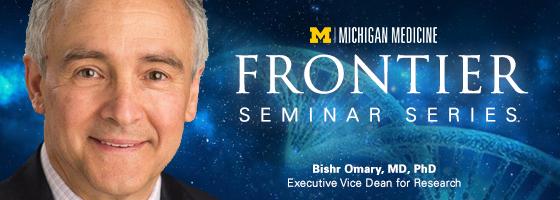 Frontier Seminar Series
