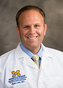 U-M GI & Hepatology Division, Dr. Ryan Law