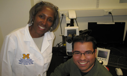 U-M GI & Hepatology Division, Juanita Merchant, MD, PhD