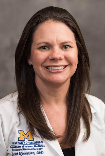 U-M GI & Hepatology Division, Jami Kinnucan, MD