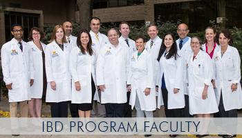 U-M IBD Program Faculty