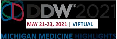 DDW 2021 Michigan Medicine Highlights