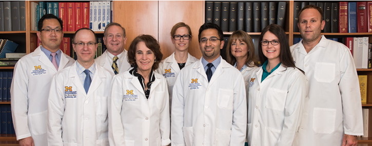 U-M Interventional Endoscopy Faculty