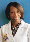 U-M Division of General Medicine, Dr. Nijuanna Irby-Johnson