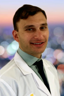 """Andrew """"Andy"""" Russell, MD, MPH"""