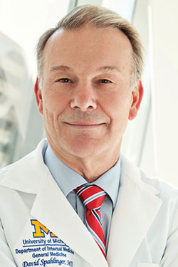 David A. Spahlinger, MD