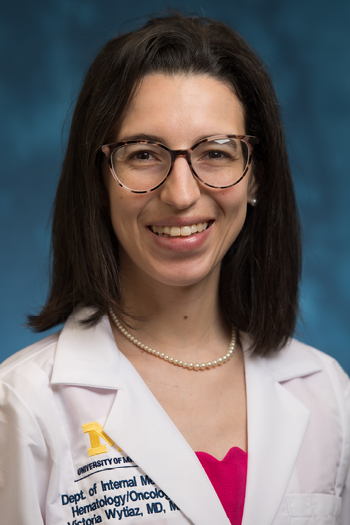 Victoria Wytiaz, MD