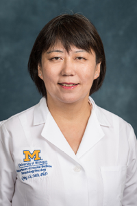 U-M Hematology & Oncology Division, Dr. Qing Li