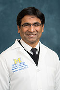 U-M Hematology & Oncology Division Chief, Dr. Pavan Reddy