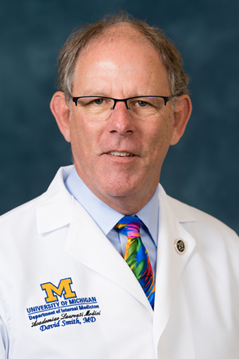 U-M Hematology & Oncology Division, Dr. David Smith