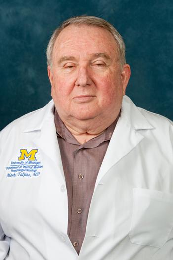U-M Hematology & Oncology Division, Dr. Moshe Talpaz