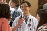 U-M Hospital Medicine Division, Dr. Robert Chang