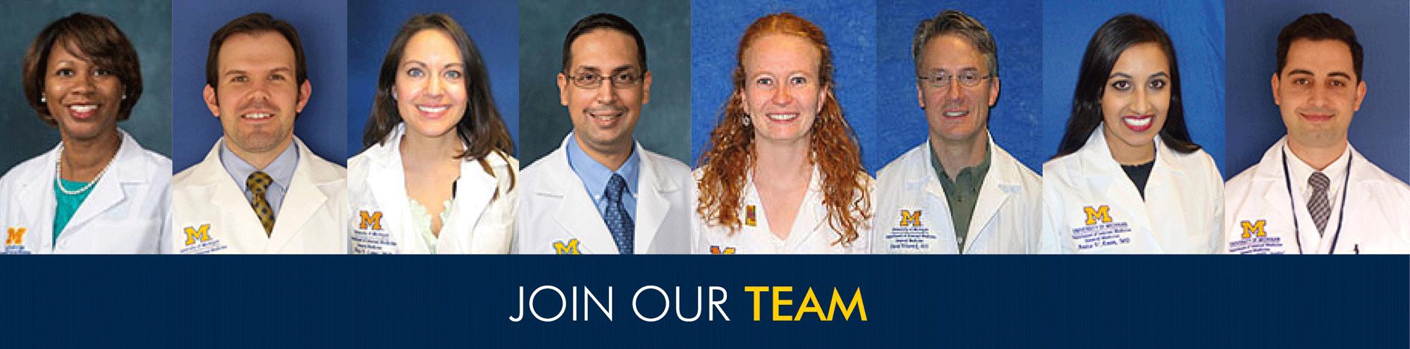U-M Hospital Medicine Division - Join Our Team