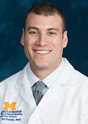 U-M Infectious Diseases Fellow, Dr. El-Dalati