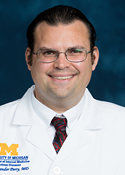 U-M Infectious Diseases Fellow, Dr. Perry