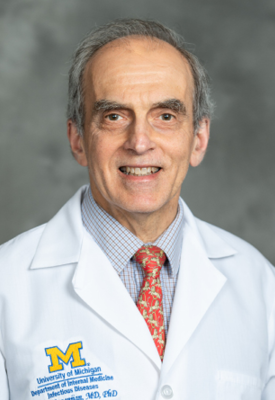 U-M Infectious Diseases Division, Powel H. Kazanjian, MD, PhD