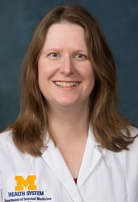 U-M Infectious Diseases Division, Laraine Washer, MD