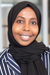 Naima Dahir, PhD