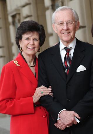 Bill and Delores Brehm