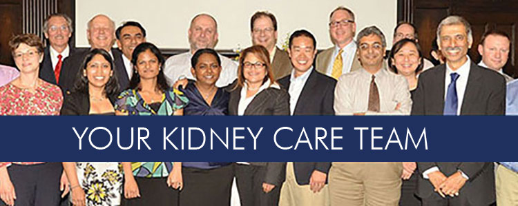 U-M Nephrology Team