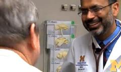 U-M Nephrology, Dr. Rajiv Saran