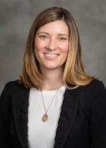 U-M Pulmonary & Critical Care Medicine, Carrie Brown
