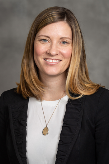U-M Pulmonary & Critical Care Medicine, Carrie Brown