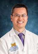 U-M Pulmonary & Critical Care Medicine Division, Rommel Sagana, MD